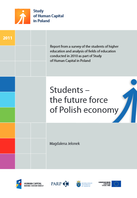 Students - the future force of Polish economy (EN)